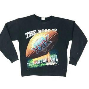 Vintage Kansas City Chiefs Sweatshirt Superbowl